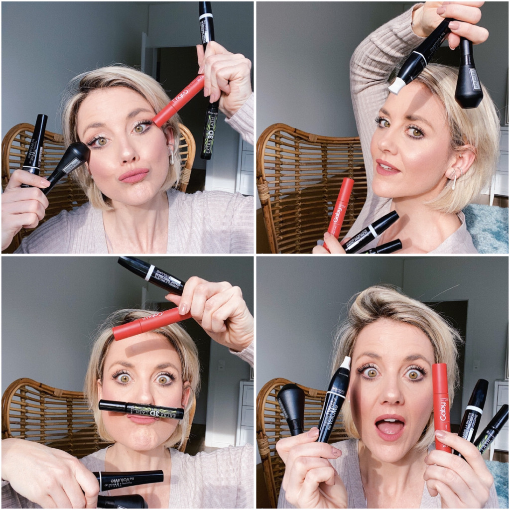 Show me your Lashes – 4 Mascaras im Test