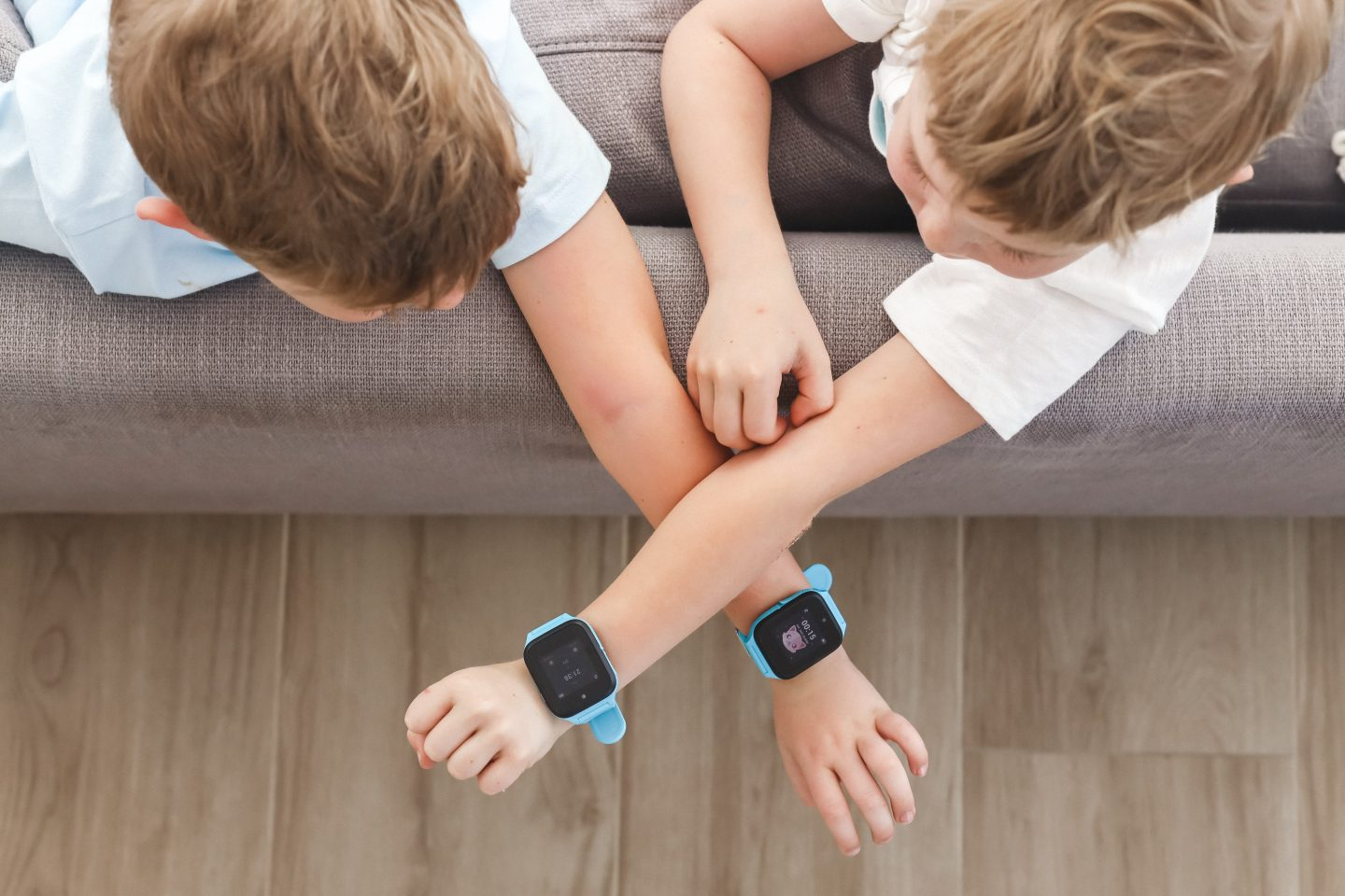 Die Movetime Family Watch provided by Swisscom