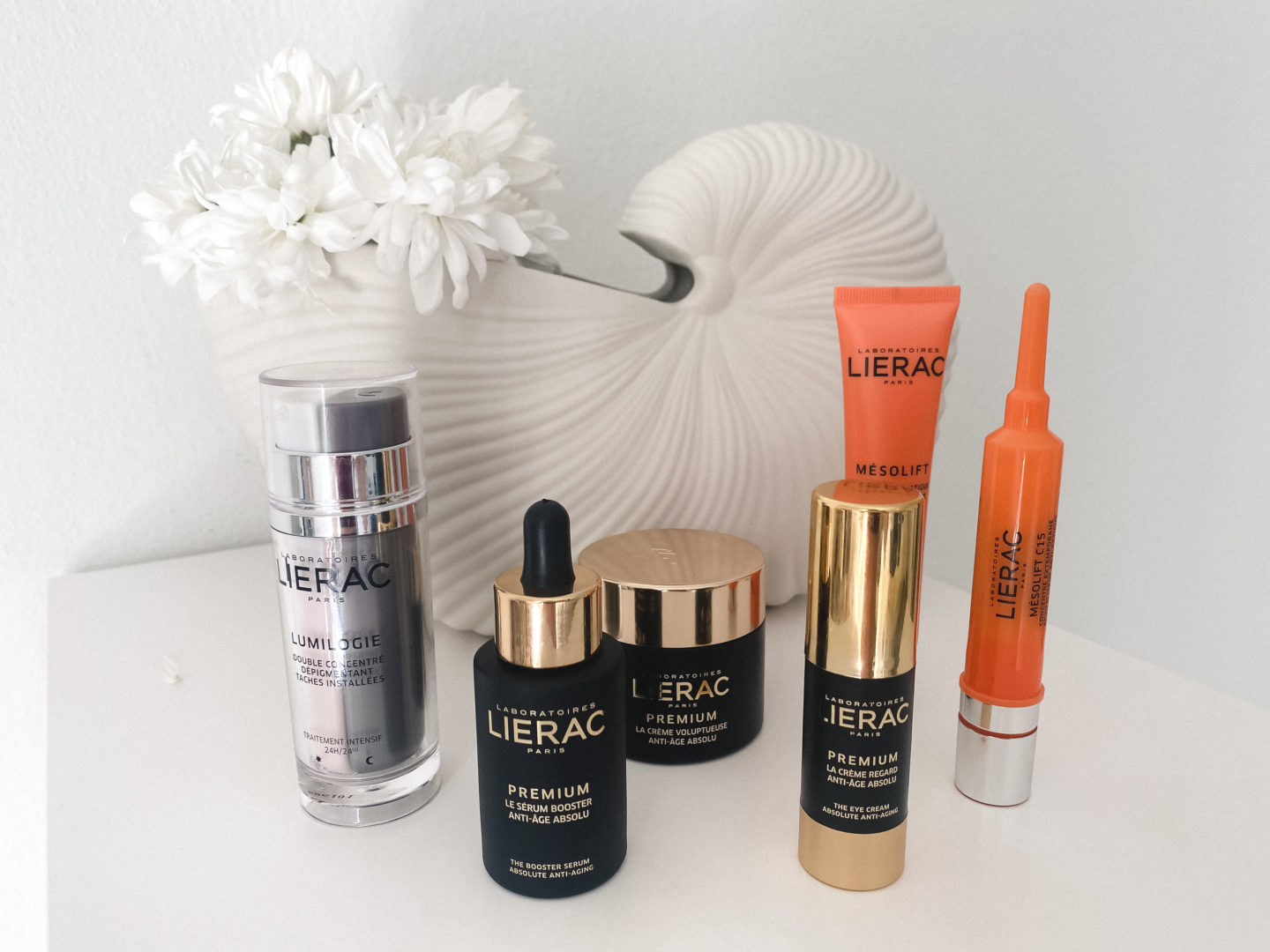Lierac a perfect match for a powerful skin